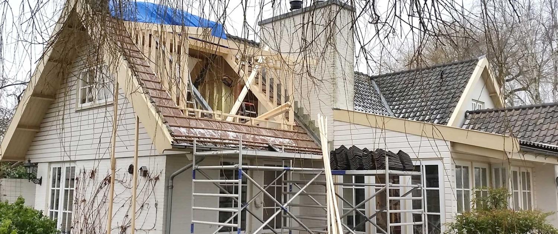 Aanbouw en opbouw